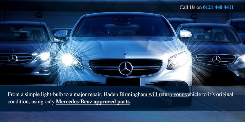Mercedes Servicing & Repairs